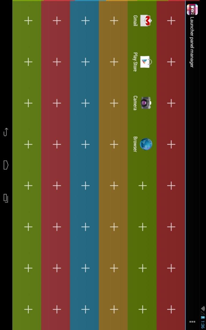 FlipLauncher+ (スマートなサブランチャー)のスクリーンショット_5