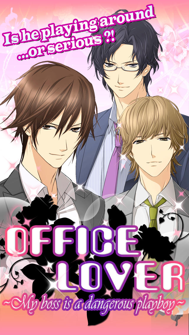 【Office Lover】dating sim for girlsのスクリーンショット_1