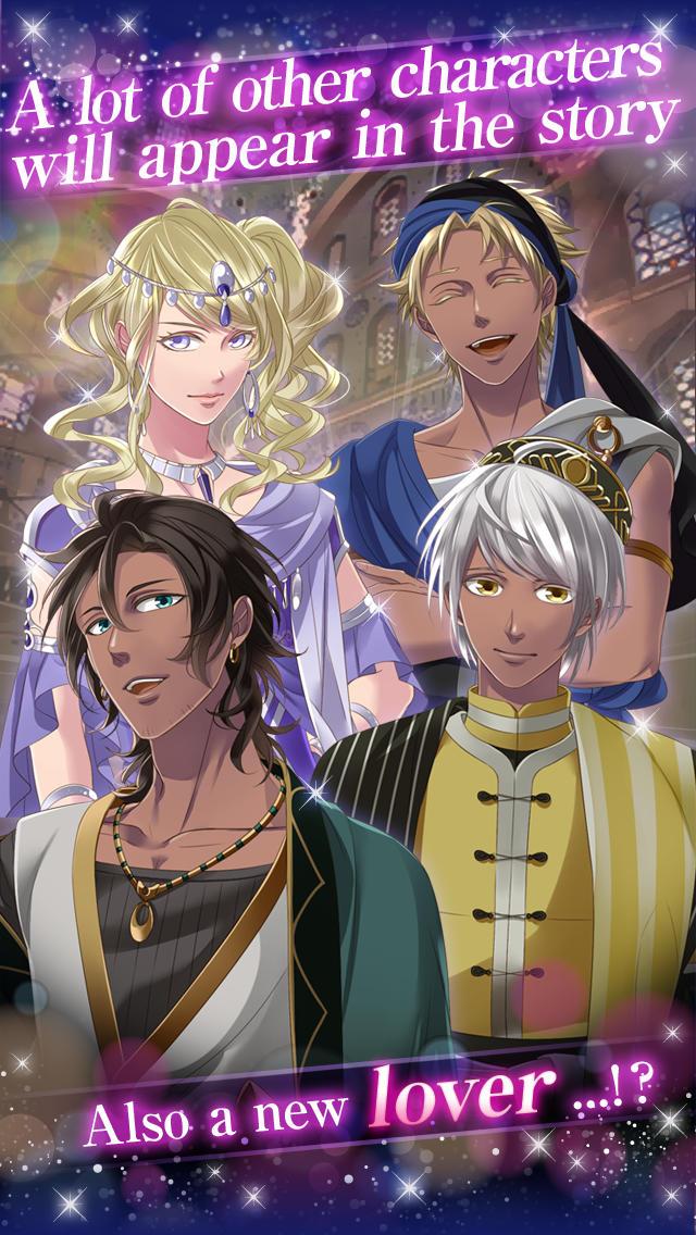 Arabian Nights Love Storyのスクリーンショット_4