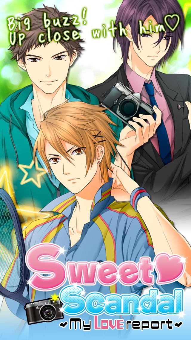 Sweet Scandalのスクリーンショット_1