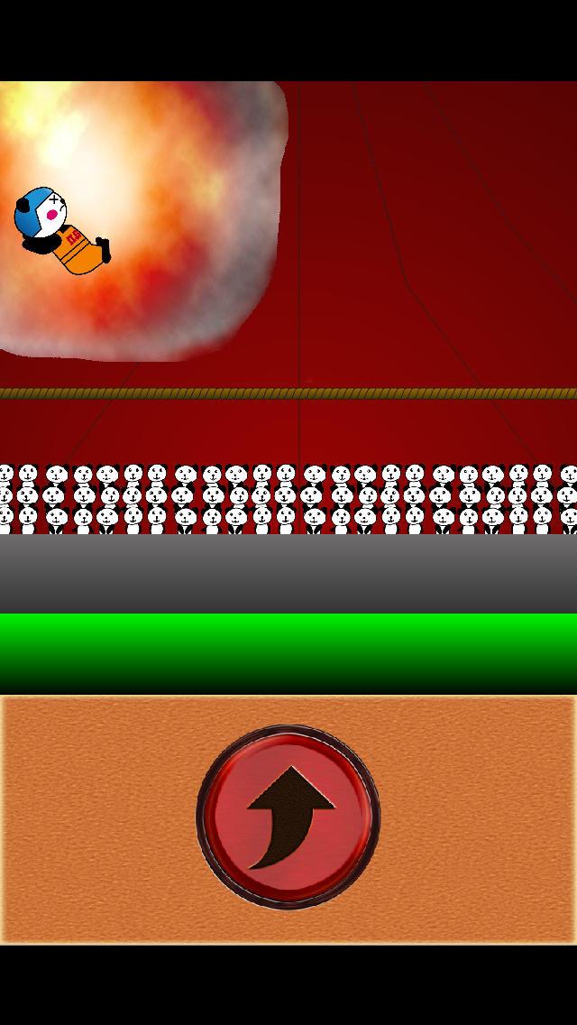 お前、こんなゲーム楽勝だと思ってんだろ? パンちゃんサーカス編のスクリーンショット_3