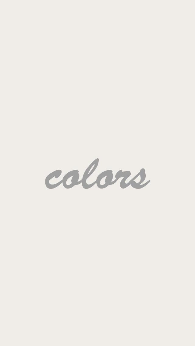 Colors - 西洋占星術でみる毎日のラッキーカラーのスクリーンショット_1