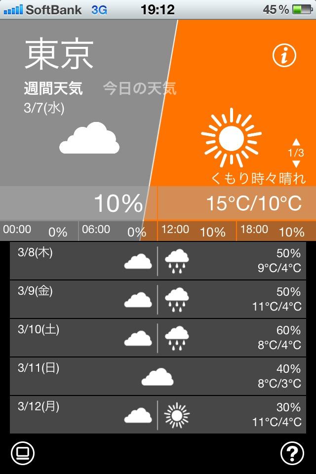 style weatherのスクリーンショット_3