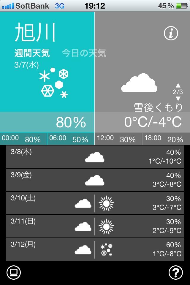 style weatherのスクリーンショット_4