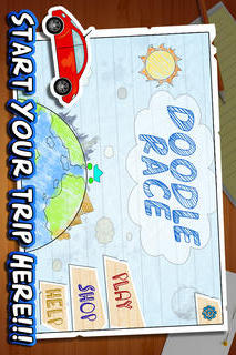 Doodle Race!!のスクリーンショット_1
