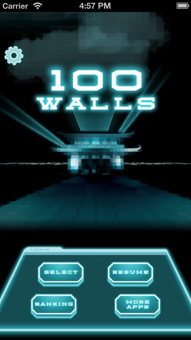 脱出ゲーム 100 Wallsのスクリーンショット_3