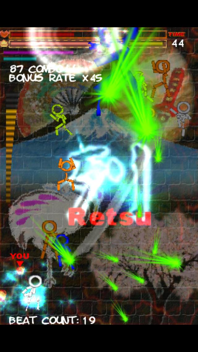 Puppet Ninja EXのスクリーンショット_3