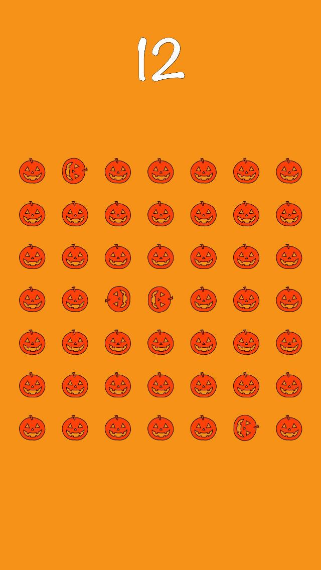 ハロウィン × パンプキンのスクリーンショット_2
