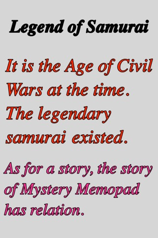 Mystery Memopad (solving game)のスクリーンショット_3