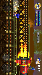 ソニック・ザ・ヘッジホッグ4 エピソードⅡのスクリーンショット_3
