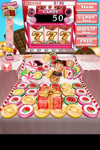 CandyCandieのスクリーンショット_1