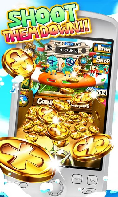 Coins Vs Zombies Summerのスクリーンショット_2
