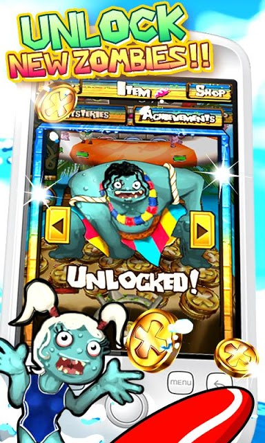 Coins Vs Zombies Summerのスクリーンショット_3