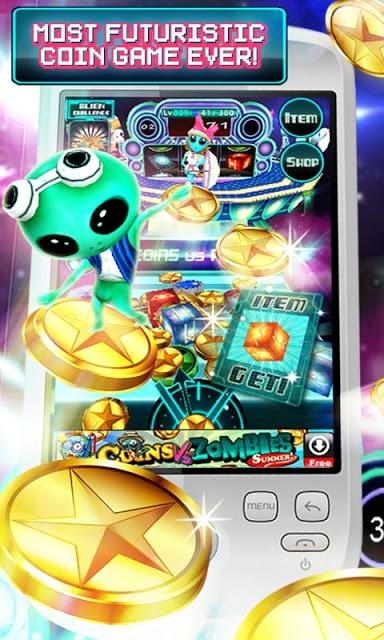 Coins Vs Aliensのスクリーンショット_2