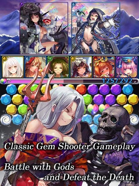 Goddess of Gem Shooterのスクリーンショット_2