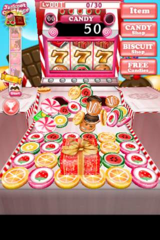 Candy Candieのスクリーンショット_1