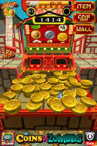 Fortune Coinsのスクリーンショット_1