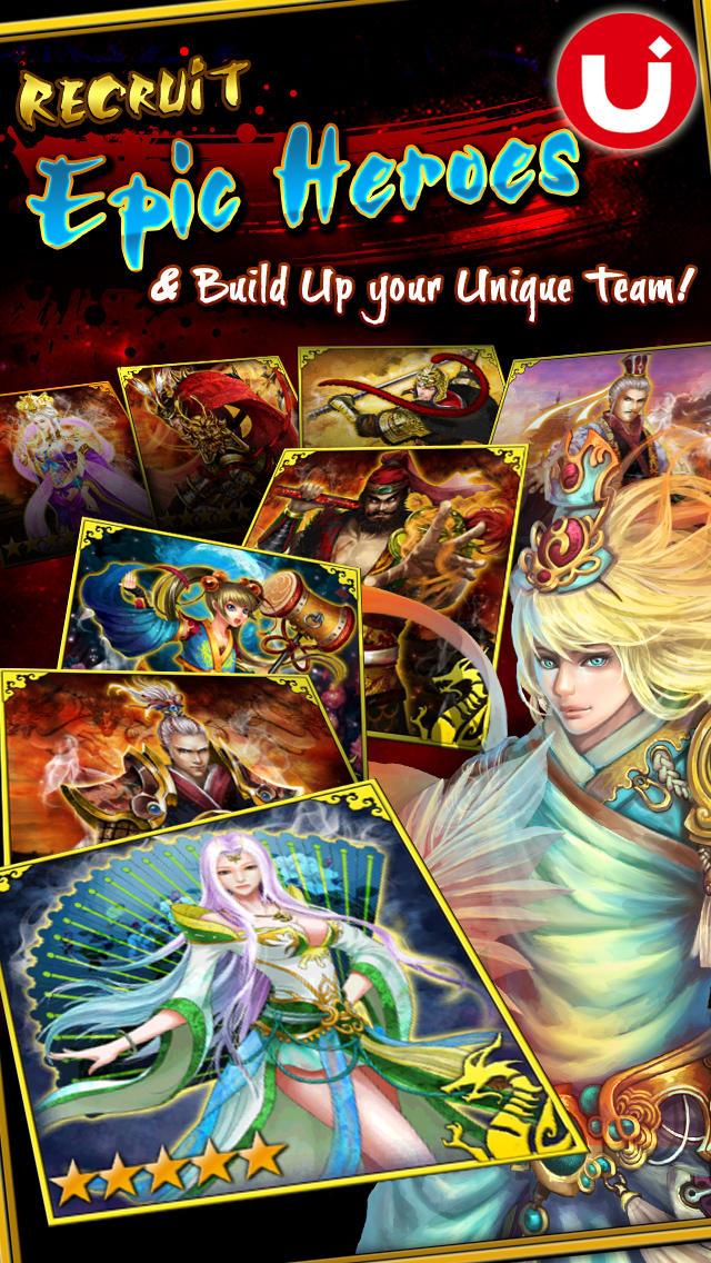 Dynasty Kingdomsのスクリーンショット_2