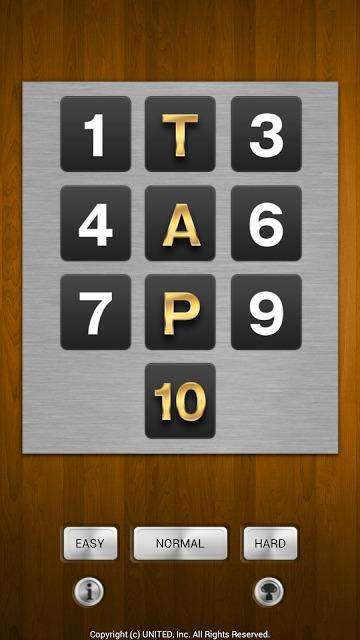 TAP10のスクリーンショット_1
