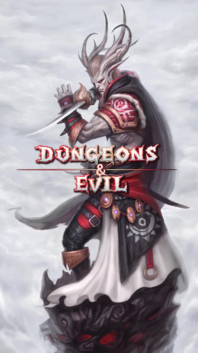 カードバトルRPG ダンエビ Dungeons&Evilのスクリーンショット_5