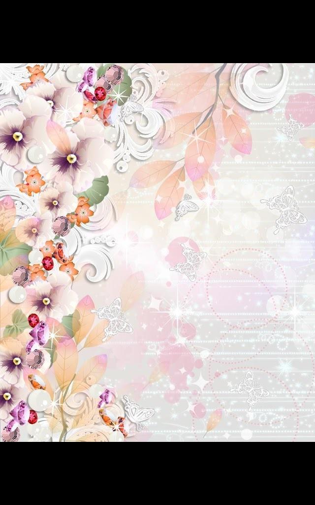 [キラ姫専用テーマ]Dreamy Gardenのスクリーンショット_1