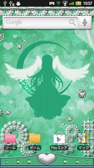 [girly★ちぇんじ]Emerald Angelsのスクリーンショット_1
