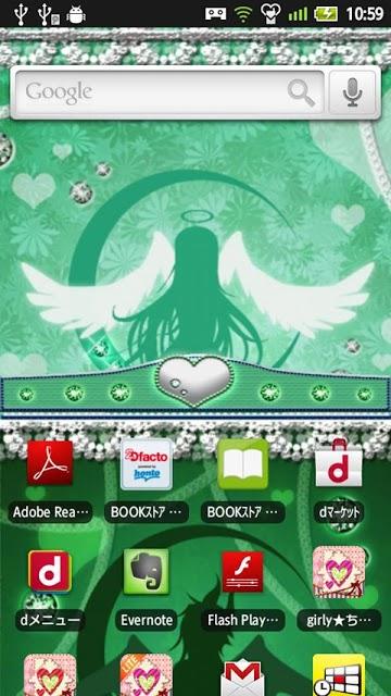 [girly★ちぇんじ]Emerald Angelsのスクリーンショット_3