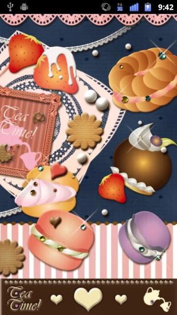 [girly★ちぇんじ]Tea Time Navy typeのスクリーンショット_4