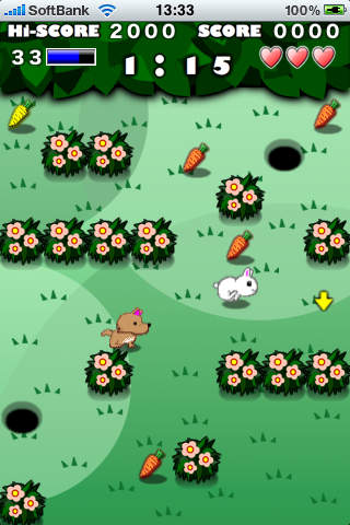 Rabbit Mazeのスクリーンショット_1