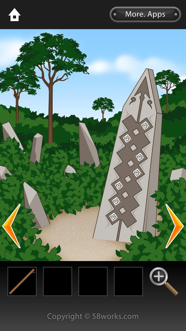 脱出ゲーム Ruinsのスクリーンショット_2