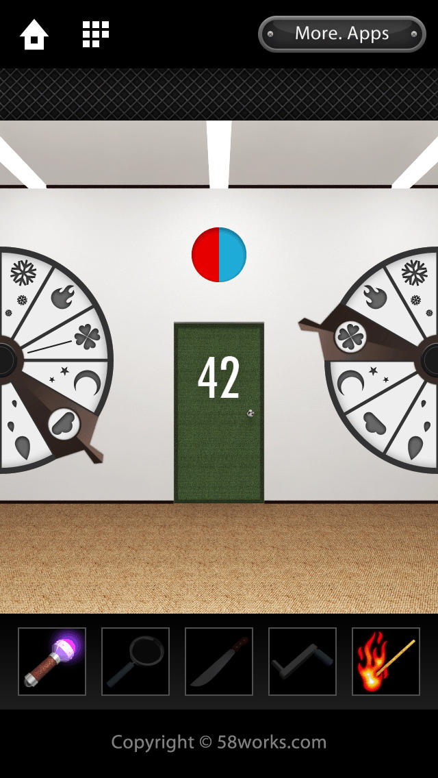 脱出ゲーム DOOORSのスクリーンショット_3