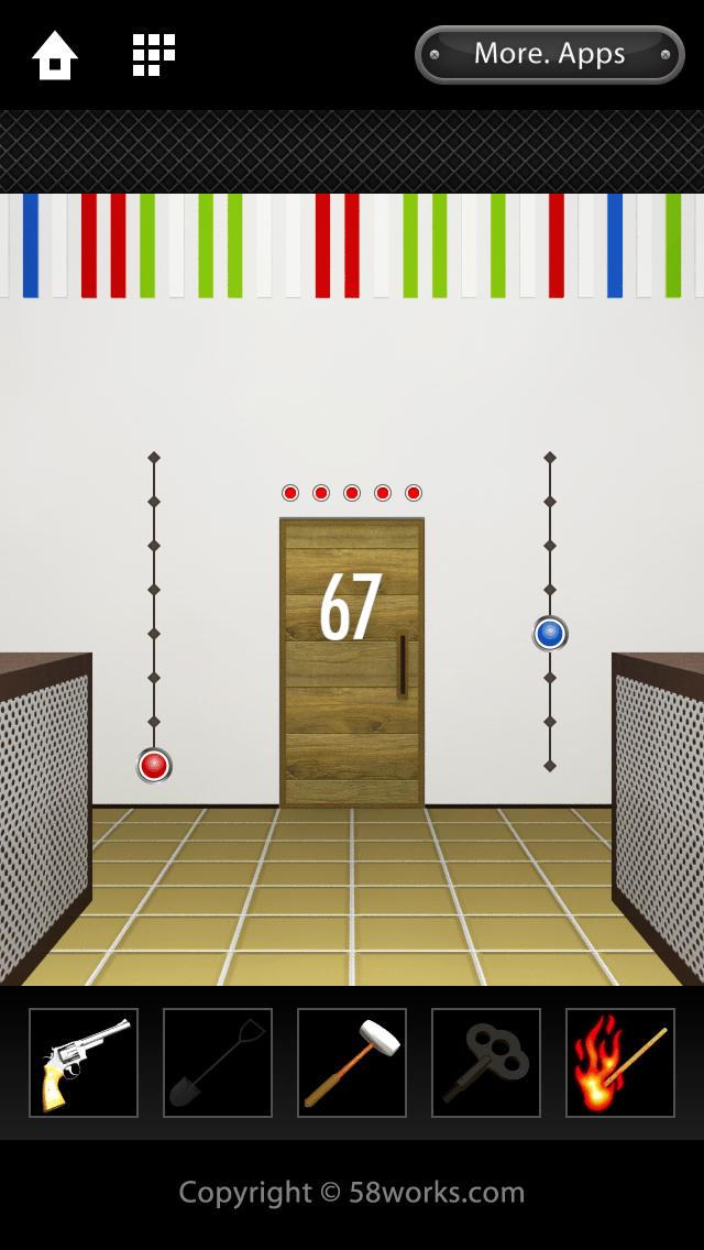 脱出ゲーム DOOORSのスクリーンショット_4