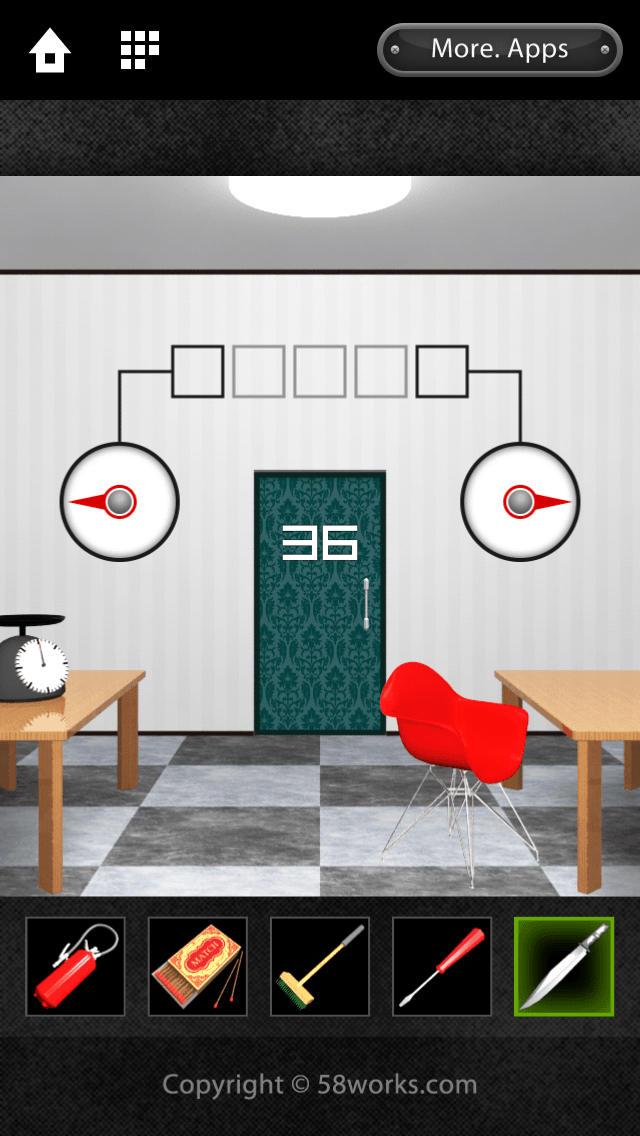 脱出ゲーム DOOORS 2のスクリーンショット_5