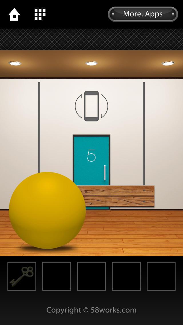 脱出ゲーム DOOORS 3のスクリーンショット_2