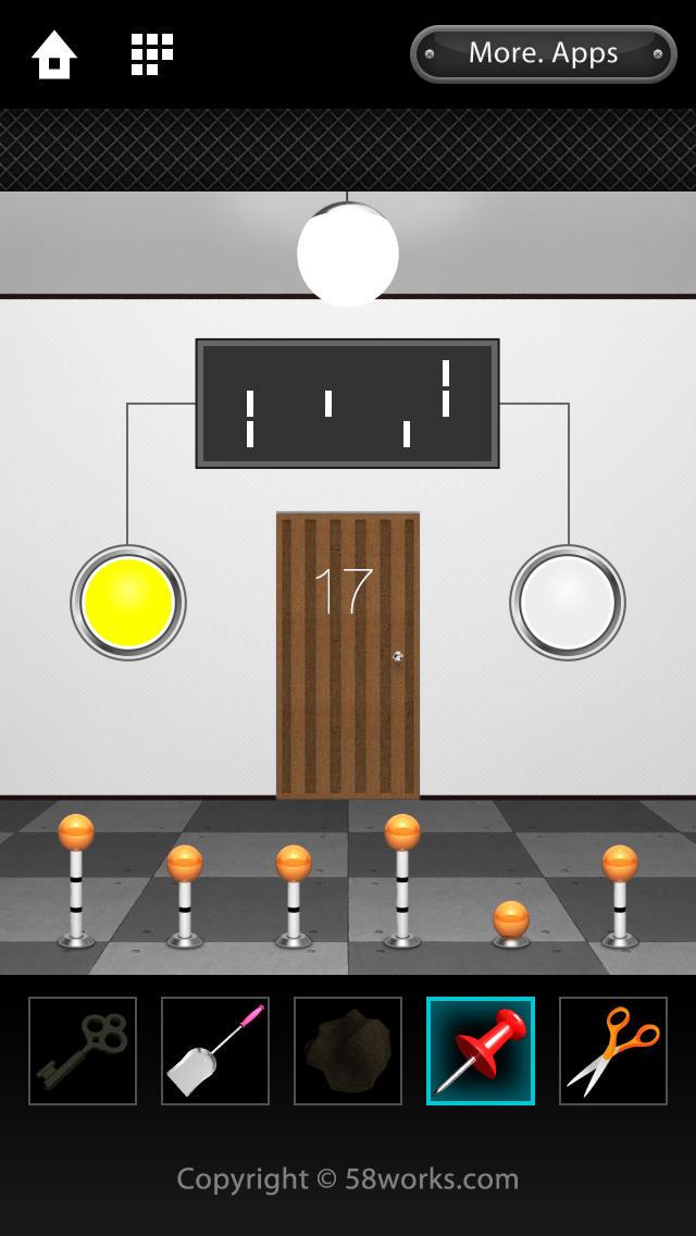 脱出ゲーム DOOORS 3のスクリーンショット_3