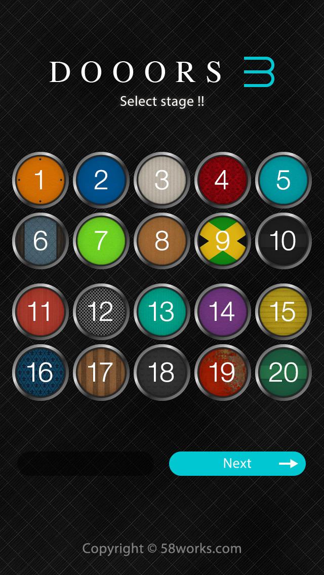 脱出ゲーム DOOORS 3のスクリーンショット_5