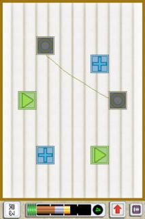 京大生東田大志が考えたパズル ひらめき絵結び Liteのスクリーンショット_4