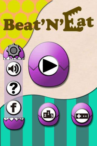 伝説の餌やり係 - BeatNEat Numbersのスクリーンショット_1
