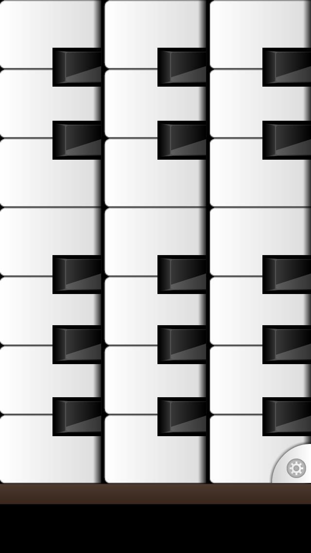 ピアノ3! Liteのスクリーンショット_1