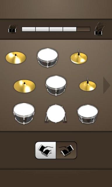 ドラムで遊ぼう new myDrumのスクリーンショット_1