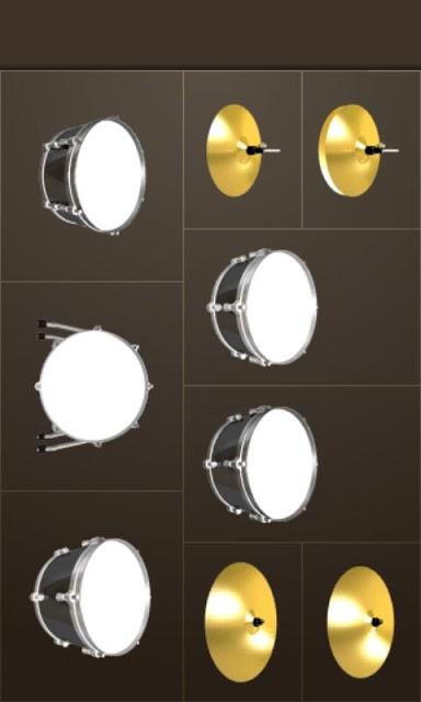 ドラムで遊ぼう new myDrumのスクリーンショット_3