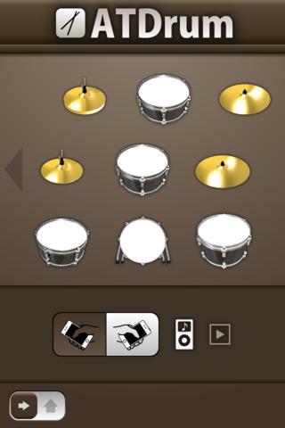ドラムで遊ぼう ATDrumのスクリーンショット_3