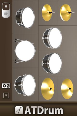 ドラムで遊ぼう ATDrumのスクリーンショット_4