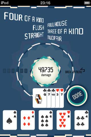 Volatile Poker.のスクリーンショット_2