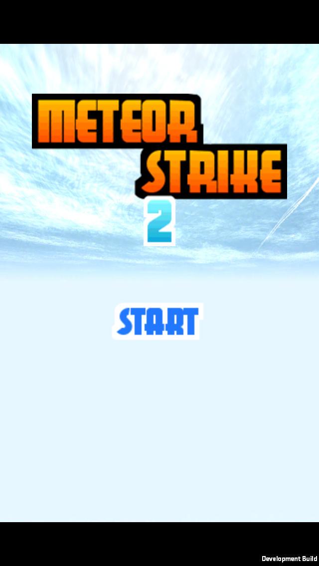 メテオストライク2のスクリーンショット_1