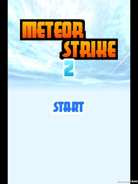 メテオストライク2のスクリーンショット_3