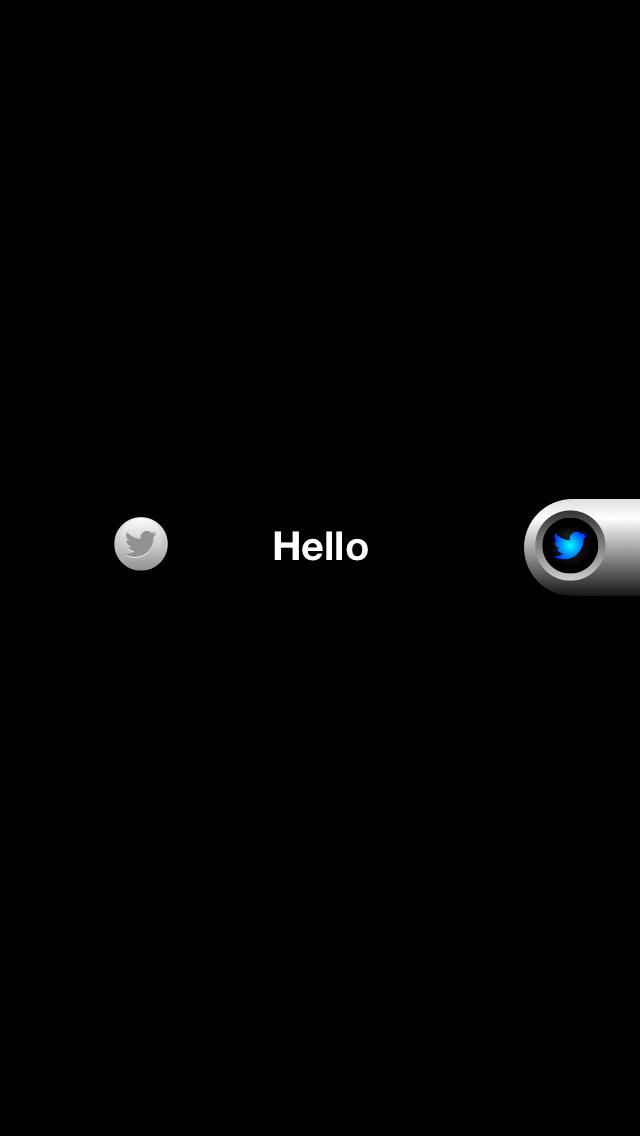 Twittin - 高速スライドツイーターのスクリーンショット_1
