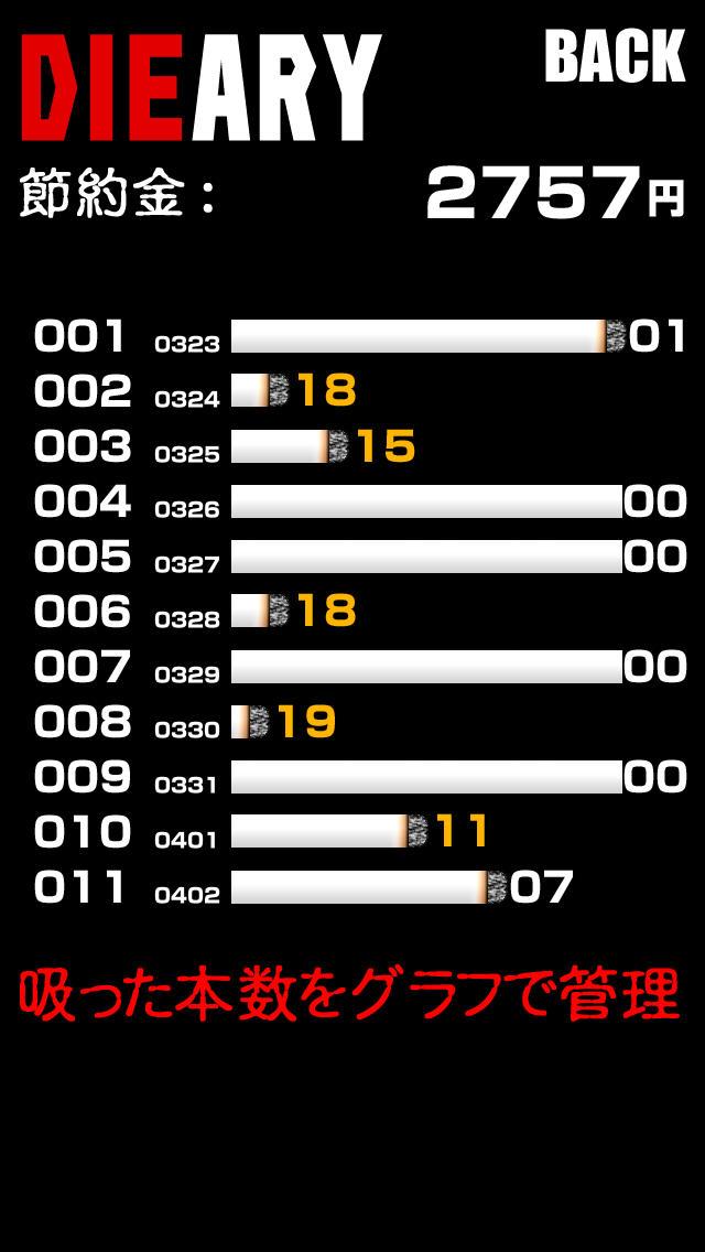 禁煙・節煙サバイバル タバコゾンビのスクリーンショット_4