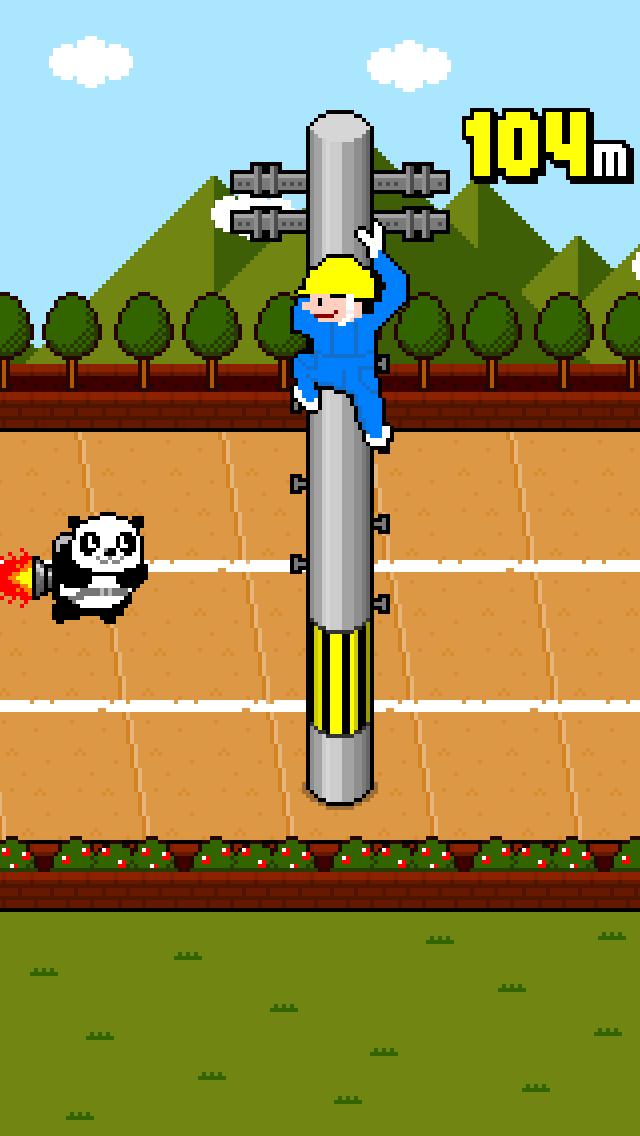 Jet Pandaのスクリーンショット_2
