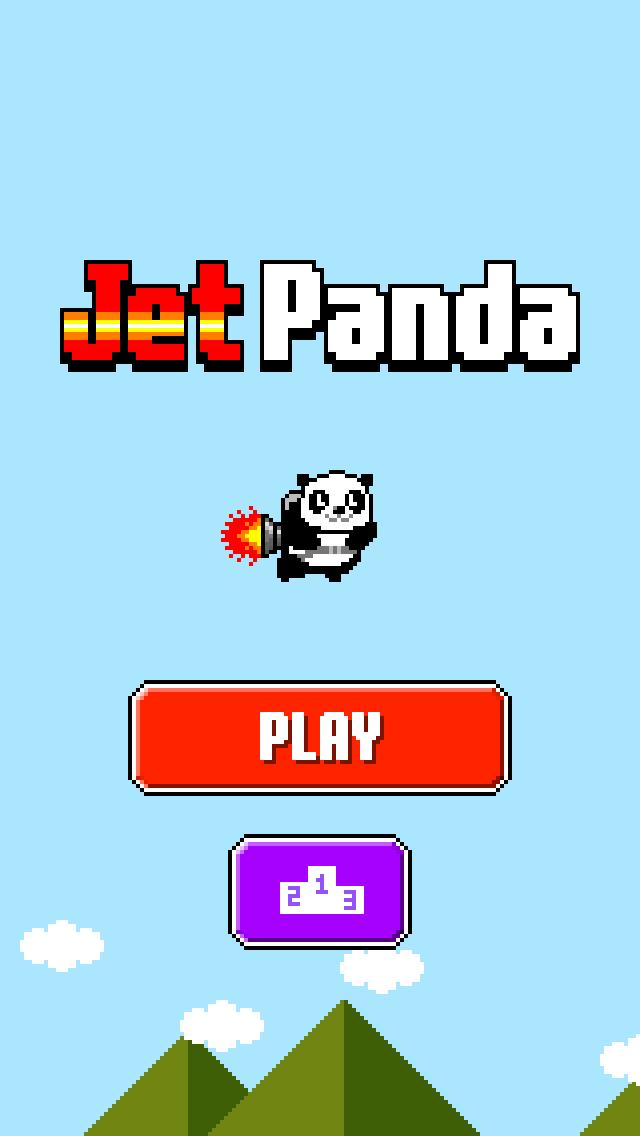 Jet Pandaのスクリーンショット_4